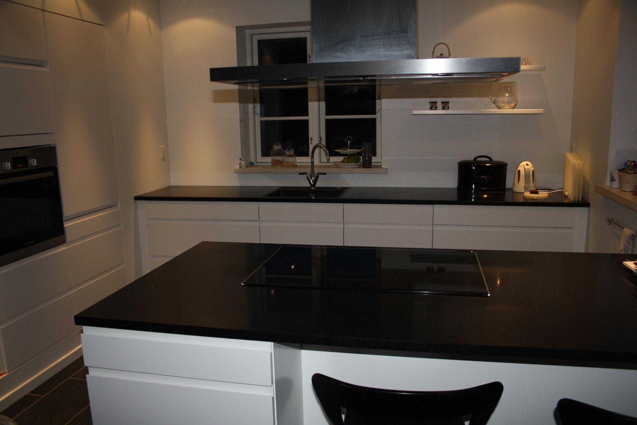 Køkken -div tømrerarbejde2